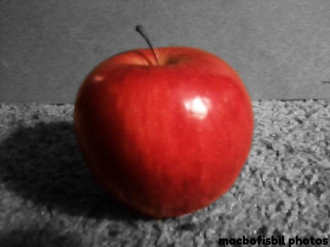 0111 Shiny Red Apple  (2)