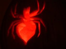 Fiery Spider