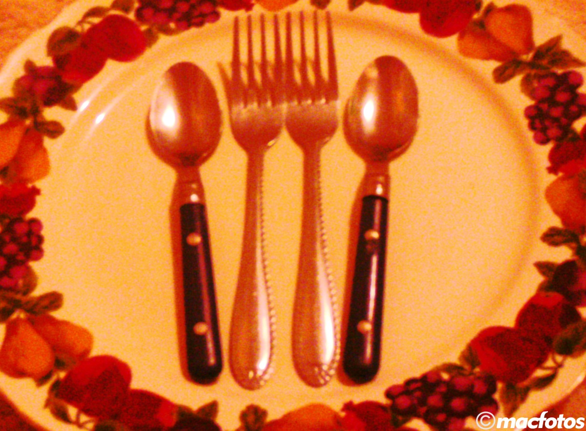 WPC: Spoons and Forks