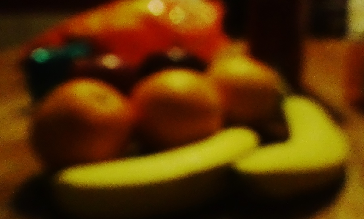 WPC: Blurred Fruit