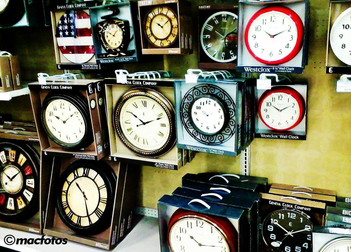 WPC: Clocks InMotion