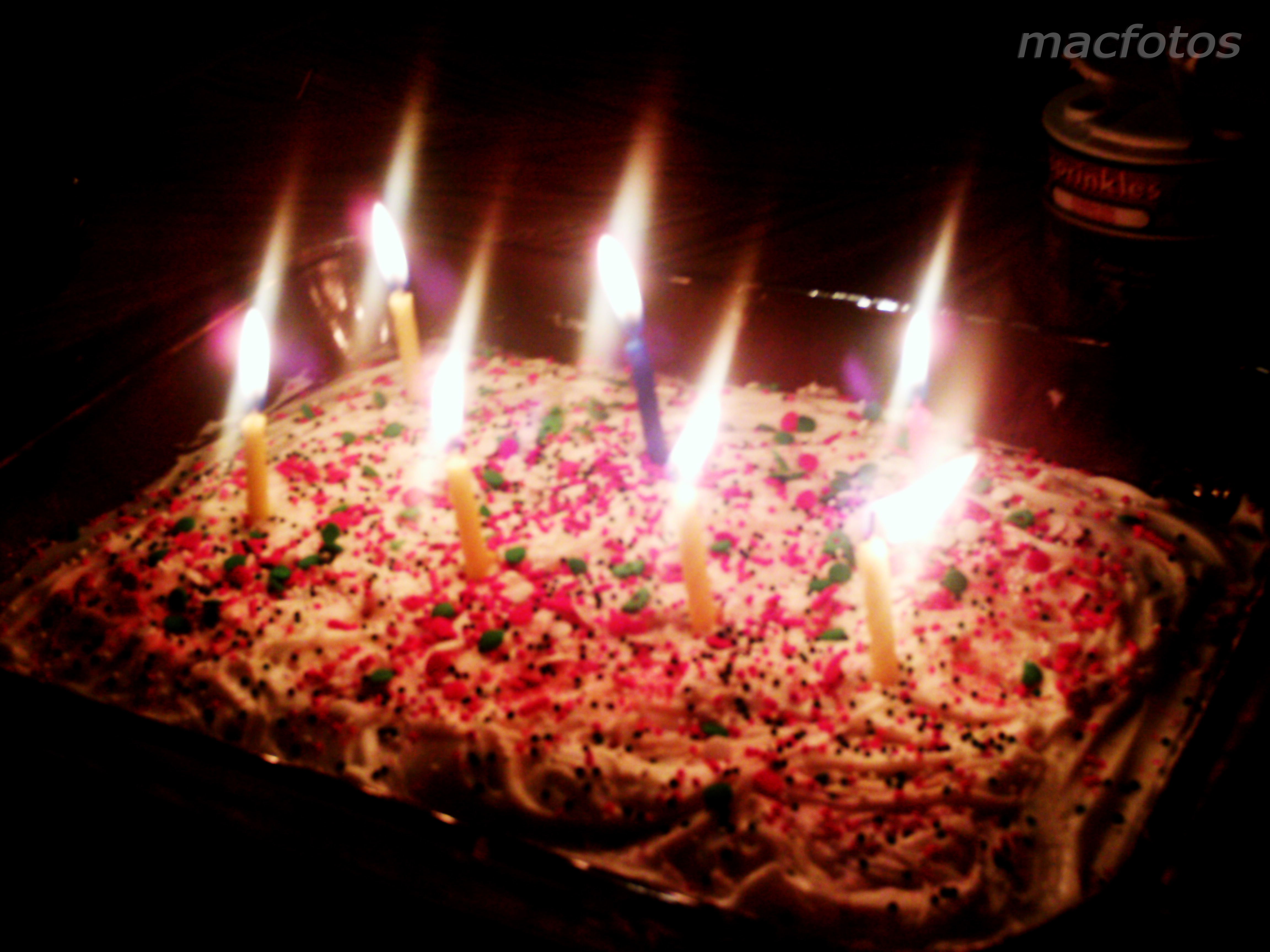 Birthday The World Through My Eyes