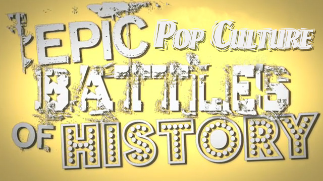 Epic Pop Culture Battles